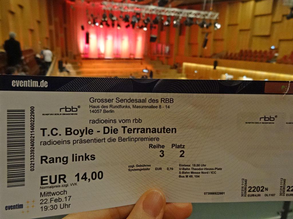 mein ticket