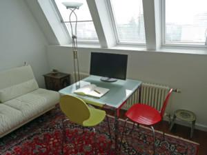 Mein Schreibzimmer