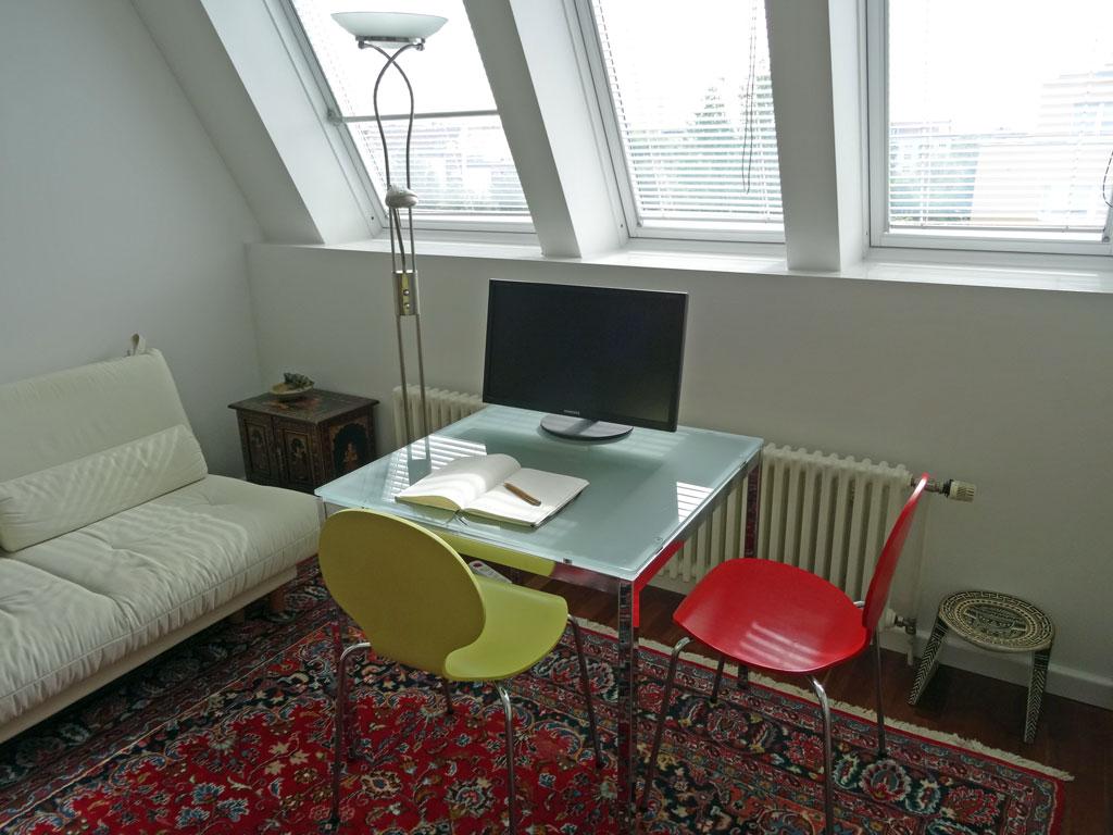 Blogparade: Ein Zimmer nur zum Schreiben | Das tapfere Schreiberlein