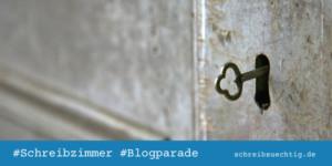 Schreibzimmer Blogparade