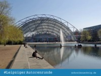 Willkommen auf der Leipziger Buchmesse!