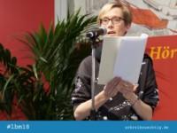Lesung auf der Leipziger Buchmesse