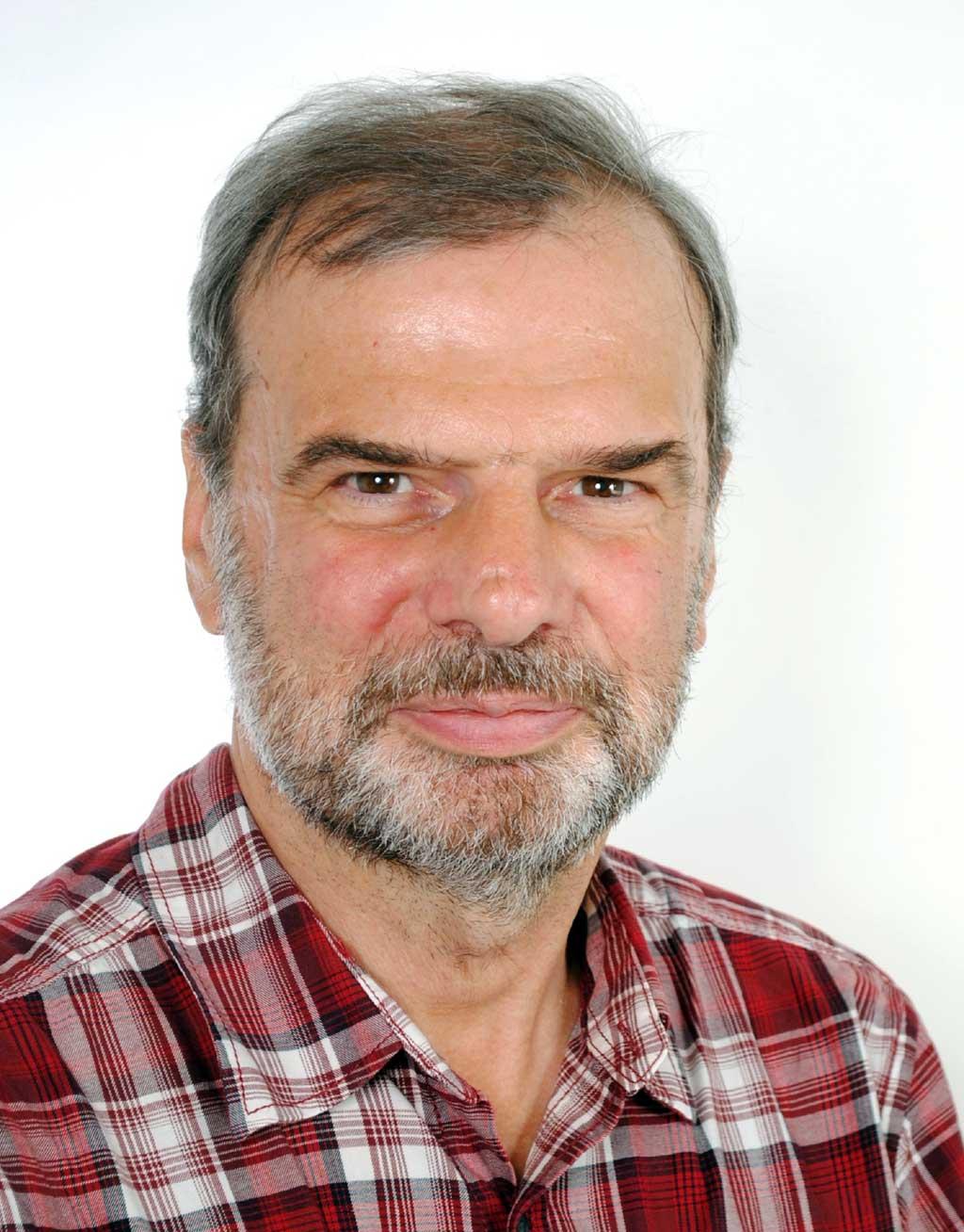 Portrait von Hans Peter Roentgen
