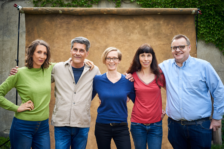 Meine Autorengruppe mit dem Namen Wortgruppe